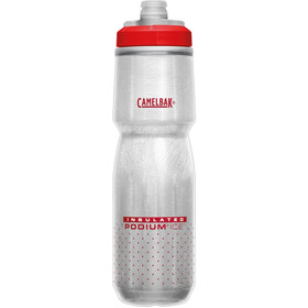CamelBak Podium Ice Bidon 620ml, fiery red